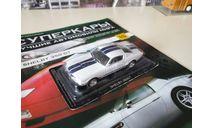 Суперкары №15 Shelby 350GT 1/43, журнальная серия Суперкары (DeAgostini), scale43