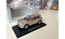 Porsche Cayenne Turbo E2 1/43 Minichamps, масштабная модель, scale43