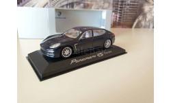 Porsche Panamera 4S Executive кузов 970 1/43 Minichamps