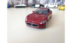Суперкары №22 Мазерати Maserati GranTurismo 1/43