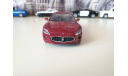 Суперкары №22 Мазерати Maserati GranTurismo 1/43, журнальная серия Суперкары (DeAgostini), scale43