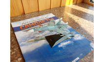 Легендарные самолеты №8 Су-27 1/160 Деагостини, журнальная серия масштабных моделей, scale160, DeAgostini