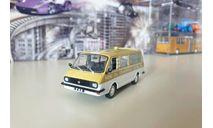 Автомобиль на Службе №33 РАФ-2907 Сопровождение олимпийского огня 1/43, журнальная серия Автомобиль на службе (DeAgostini), scale43