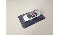 Полицейские машины мира №12 Honda NSX Полиция Японии 1/43