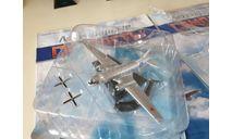 Легендарные самолеты №64 Ил-14 1/214, журнальная серия масштабных моделей, scale0, DeAgostini, Ильюшин