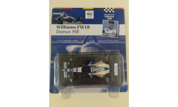 Williams FW18 Damon Hill Formula1 1996 1/43 Altaya