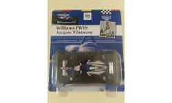 Williams FW19 Jacques Villeneuve Formula1 1997 1/43 Altaya