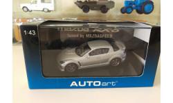Мазда Mazda RX-8 MazdaSpeed 1/43 Autoart