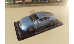 Суперкары №20 Bentley Continental GT 1/43