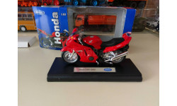 Honda CBR1100 1/18 Welly