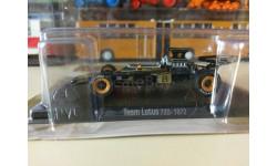 Lotus 72D Emerson Fittipaldi Formula 1 1972 1/43 Altaya