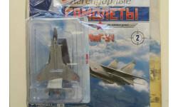 Легендарные самолеты №2 МиГ-31  1/149