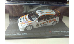 Ford Focus RS WRC Winner Monza Rally Show 2006 1/43 Altaya