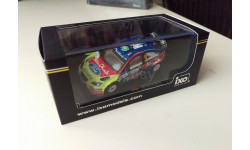 Ford Focus RS WRC Winner Jordan Rally 2008 1/43 Ixo