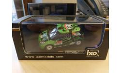 Citroen DS3 R3 Rally Portugal WRC 2011 1/43 Ixo
