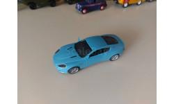 Суперкары №48 Aston Martin DB9 Vantage 1/43, журнальная серия Суперкары (DeAgostini), 1:43