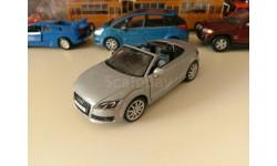 Audi TT coupe quattro 8J  1/24 Cararama Hongwell, масштабная модель, Bauer/Cararama/Hongwell, scale24