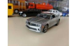 Суперкары №58 Chevrolet Camaro SS 1/43, журнальная серия Суперкары (DeAgostini), 1:43