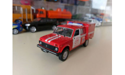 Автомобиль на Службе №23 Вис-294611 Пожарный 1/43