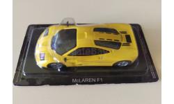 Суперкары №34 McLaren F1 1/43