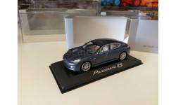 Porsche Panamera 4S кузов 970 (G1) 1/43 Minichamps