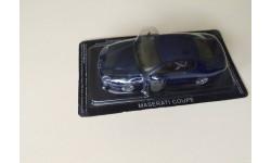 Суперкары №5 Maserati Coupe 1/43