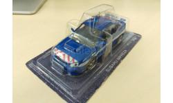 Полицейские машины мира №4 Subaru Impreza Полиция Франции