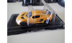 Суперкары №30 Lotus Exige 1/43
