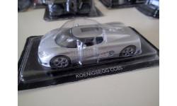 Суперкары №31 Koenigsegg CC8 1/43