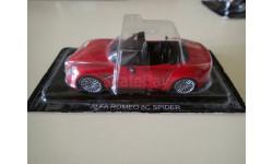 Суперкары №53 Alfa Romeo 8C Spider 1/43
