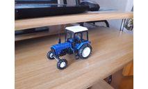 Трактор МТЗ 82, масштабная модель трактора, Мир Отечественных Моделей, scale43
