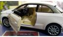 Ауди А1 от kinsmart масштаб 1/32, масштабная модель, Audi, 1:32