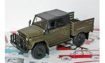 УАЗ БАРС-01 Грузовой. Цвет хаки. 1:43, масштабная модель, scale43