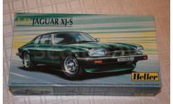 Jaguar XJS Heller 1/43, сборная модель автомобиля, scale43