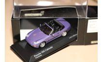 1/43 Porsche 968 Cabriolet, масштабная модель, Minichamps, scale43