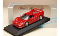 1/43 Ferrari F50 Minichamps, масштабная модель, 1:43