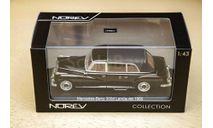 1/43 Mercedes_Benz 300d City of Vatican, масштабная модель, Mercedes-Benz, Norev, 1:43