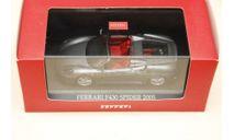 1/43 Ferrari 430 Spider Ixo, масштабная модель, IXO Ferrari (серии FER, SF), scale43