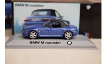 1/43 BMW M Roadster Soft Top Minichamps dealer, масштабная модель, scale43