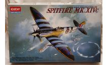 1/48 Spitfire XIVc Academy + декаль SuperScale 48-618, масштабные модели авиации, scale48