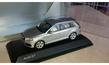 1/43 Audi Q7 Spark, масштабная модель, 1:43