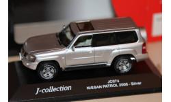 1/43 Nissan Patrol J-Collection, масштабная модель, 1:43