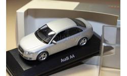 1/43 Audi A4 Dealer Minichamps, масштабная модель, 1:43
