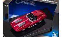 1/43 Chevrolet Corvette Stingray Autoart, масштабная модель, 1:43