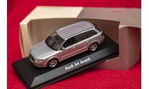 1/43 Audi A4 Avant Minichamps Dealer, масштабная модель, 1:43
