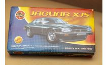 1/43 Jaguar XJS Airfix kit, масштабная модель, scale43