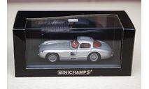 1/43 Mercedes-Benz 300 SLR Uhlenhaut 1955 Minichamps, масштабная модель, 1:43
