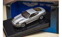1/43 Aston Martin DB7 AutoArt, масштабная модель, scale43