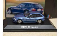 1/43 BMW M Coupe Schuco Dealer, масштабная модель, scale43