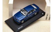 1/43 BMW M3 E36 Minichamps Dealer, масштабная модель, scale43